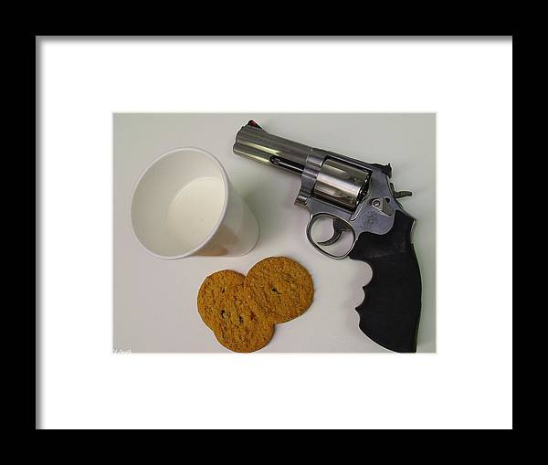 Still Life Framed Print featuring the photograph Cowboy Junky by Ed Smith