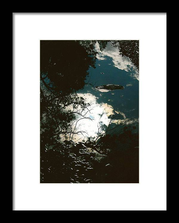 Creek Framed Print featuring the photograph Creek Soul by Thor Sigstedt