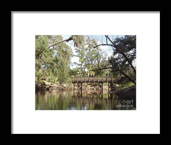 Building Framed Print featuring the photograph Crossing by Jack Norton