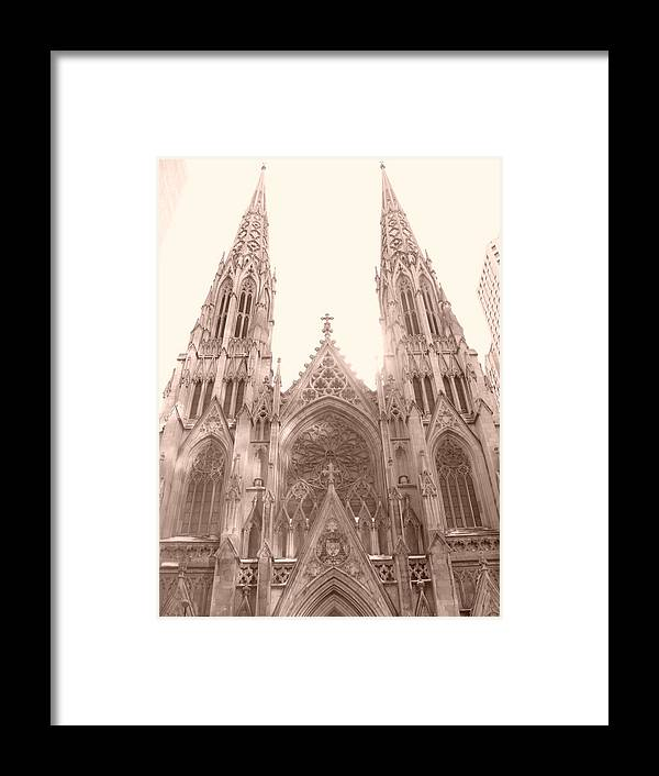 Church Framed Print featuring the photograph Crown Me by Kate Collins