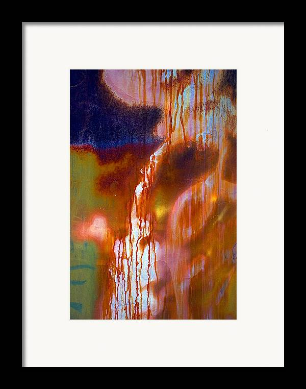 Skip Framed Print featuring the photograph Cry Me A River by Skip Hunt
