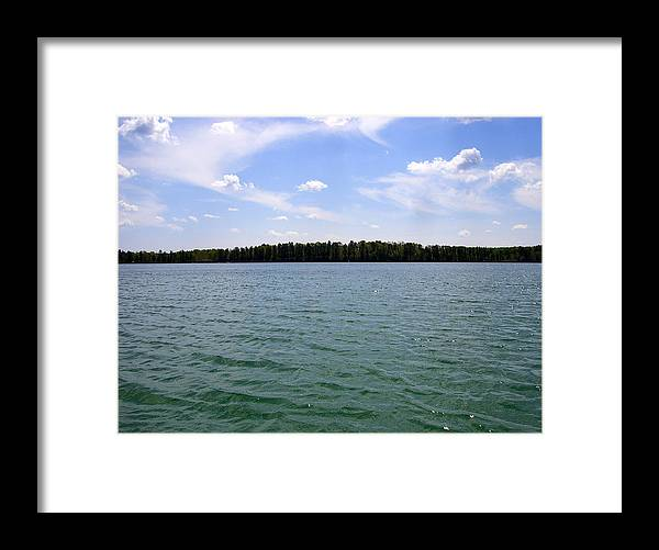 Minnesota Framed Print featuring the photograph Crystal Clear Persuasion by Jessica Yudis