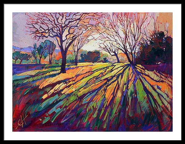 Crystal Light by Erin Hanson