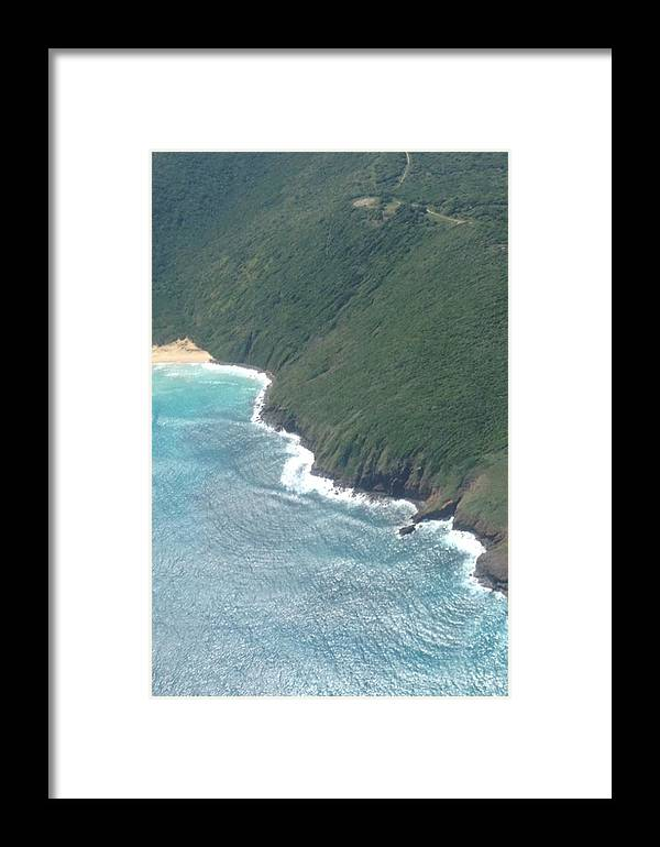 West Indies Framed Print featuring the photograph Culebra Splendor by Sarah Horton