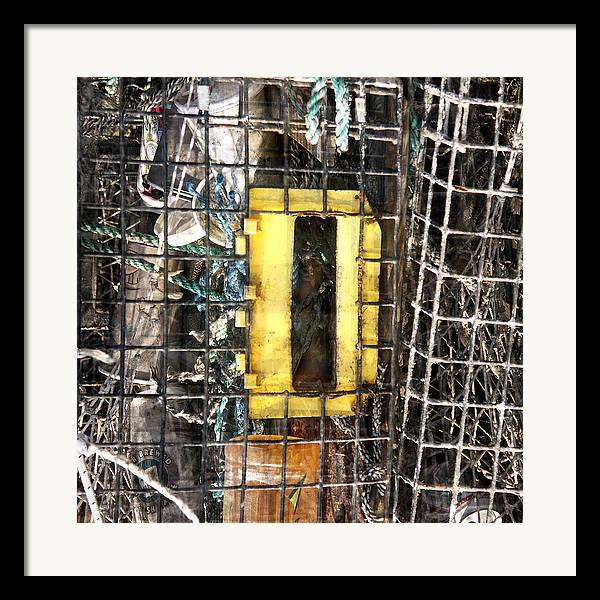 Urban Framed Print featuring the photograph D Is For... by Tom Romeo