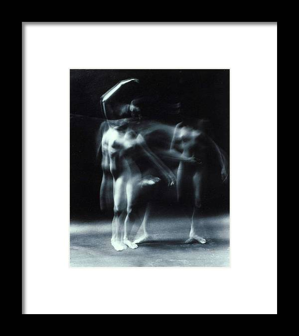 Dancer Framed Print featuring the photograph Dance Nude by Randy Sprout