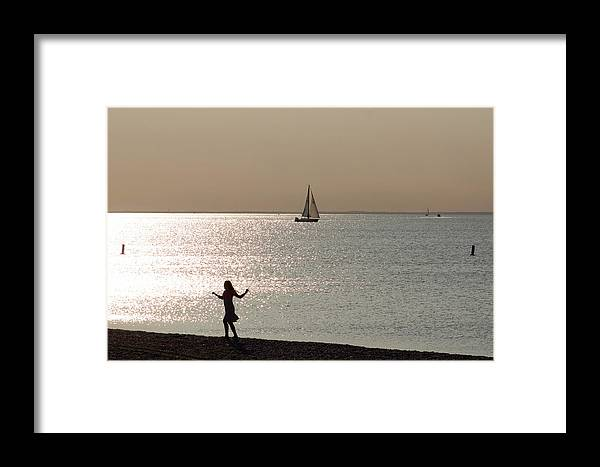 Brookhaven Framed Print featuring the photograph Dancing In The Moonlight by Camille Lucarini