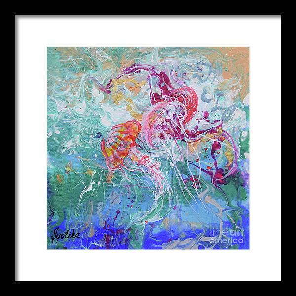 Dancing Jellyfish by Jyotika Shroff