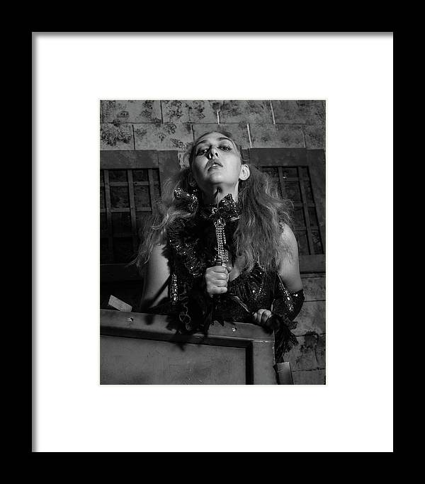 2017 Framed Print featuring the photograph Dare Me by Mark Salamon