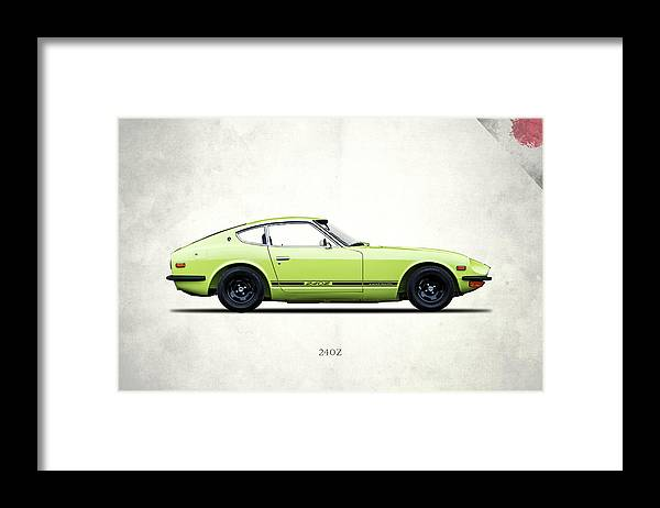 Datsun 240z by Mark Rogan
