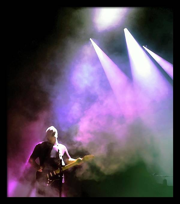 David Gilmour Live by Mal Bray
