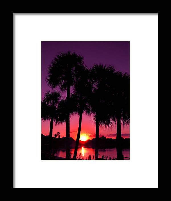 Sunrise Framed Print featuring the photograph Dawn Of Another Perfect Day by Kenneth Krolikowski