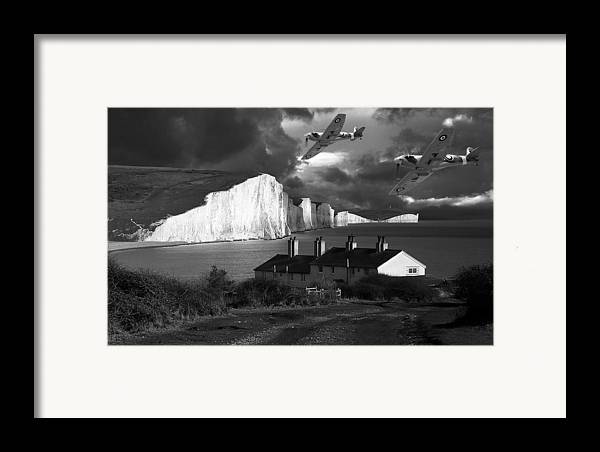 Spitfire Framed Print featuring the photograph Dawn Patrol by Kris Dutson