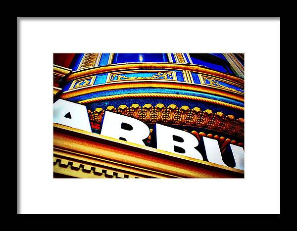 City Framed Print featuring the photograph Dc Coffee Break by Jill Tennison