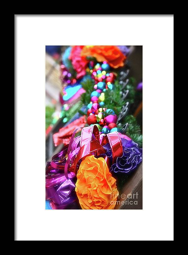 Mexico Framed Print featuring the photograph De Colores by Lori Leigh