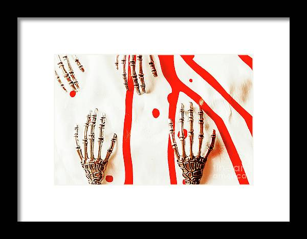 Robot Framed Print featuring the photograph Deadly Design by Jorgo Photography - Wall Art Gallery