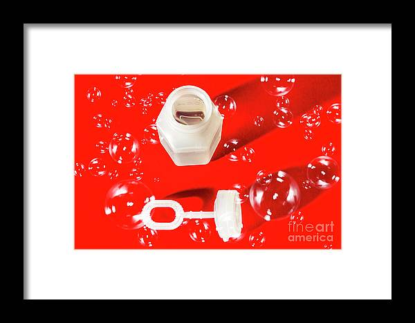 Christmas Framed Print featuring the photograph Decorative Christmas Party by Jorgo Photography - Wall Art Gallery
