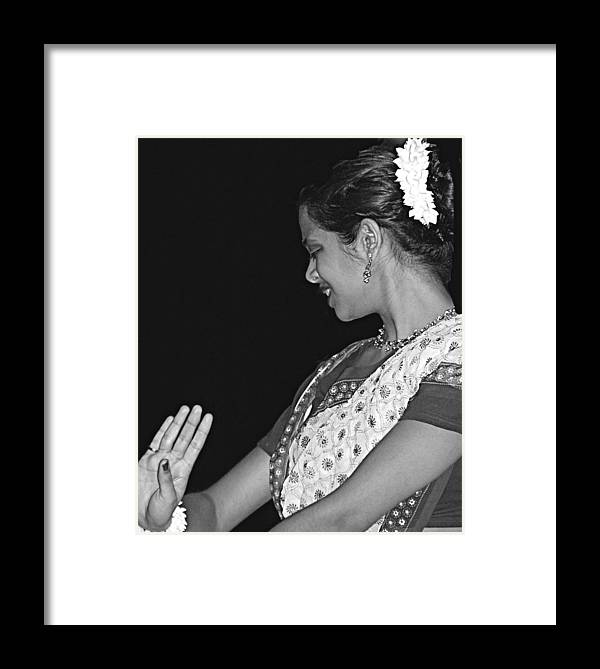 Dancer Framed Print featuring the photograph Degas Loves This by Vijay Sharon Govender