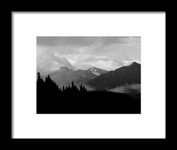 Alaska Framed Print featuring the photograph Denali National Park 1 by Dick Goodman