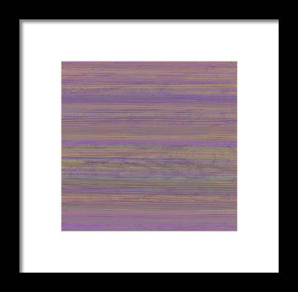 Desert Framed Print featuring the digital art Desert Sky by Michelle Lee