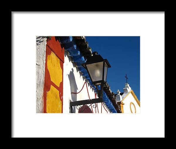 Detail Framed Print featuring the photograph Detail by Andre Panatto