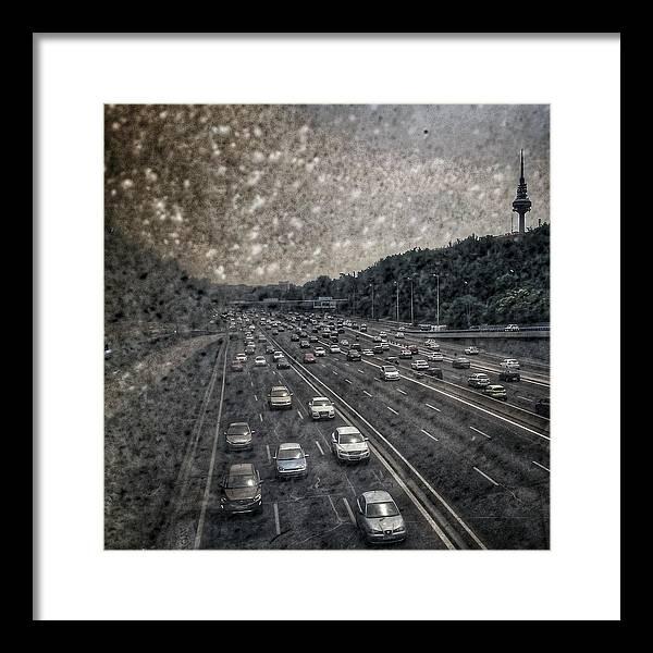 City Framed Print featuring the photograph Dirty Piruli by Rafa Rivas