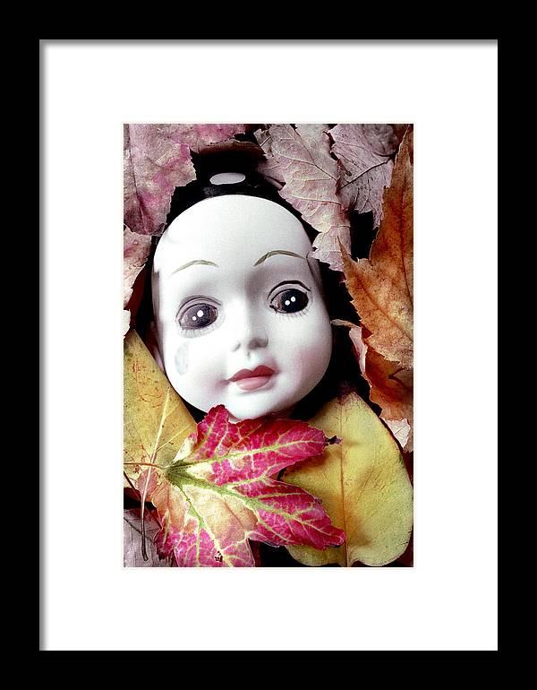 Doll Framed Print featuring the photograph Doll by Andre Giovina