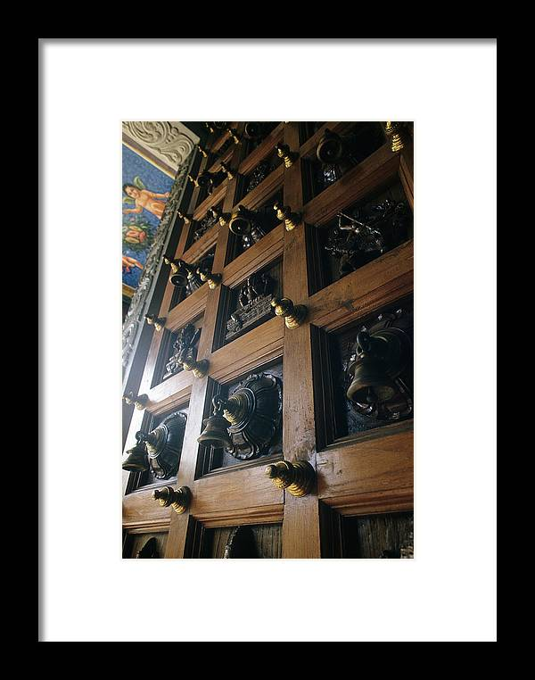 Wood Framed Print featuring the photograph Doorway To Heaven by Carl Purcell