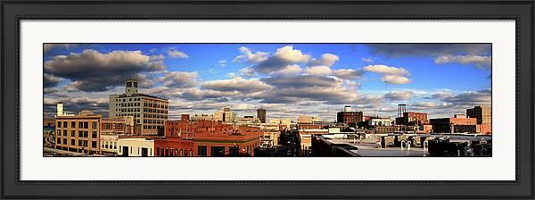 Downtown Springfield Missouri by Ryan Burton