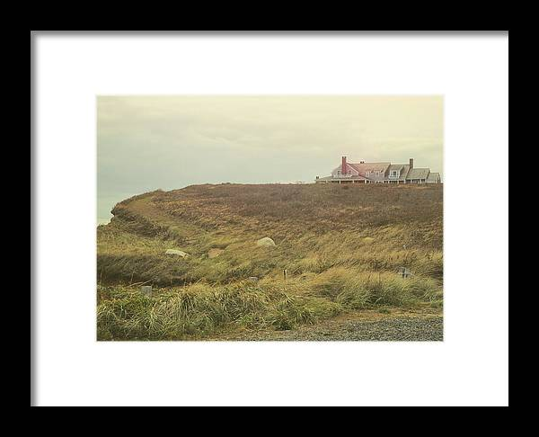 Nantucket Framed Print featuring the photograph Dream Home by JAMART Photography