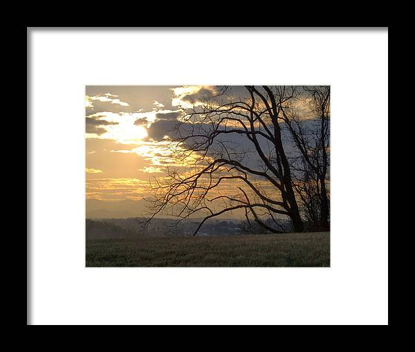 Asheville Framed Print featuring the photograph Dreams by Aline Kala