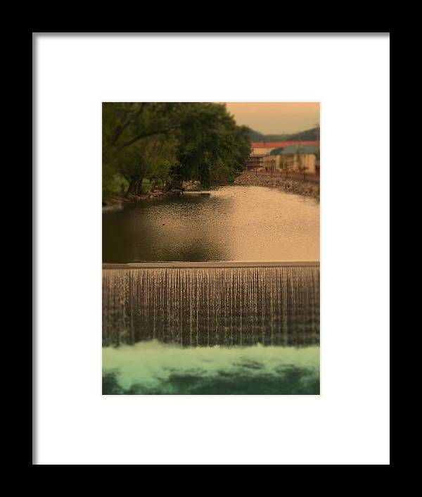 Water Framed Print featuring the photograph Dreams by Jessica Burgett