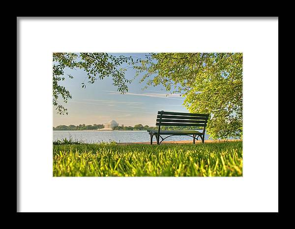 Landscape Framed Print featuring the photograph Dreams by Mitch Cat