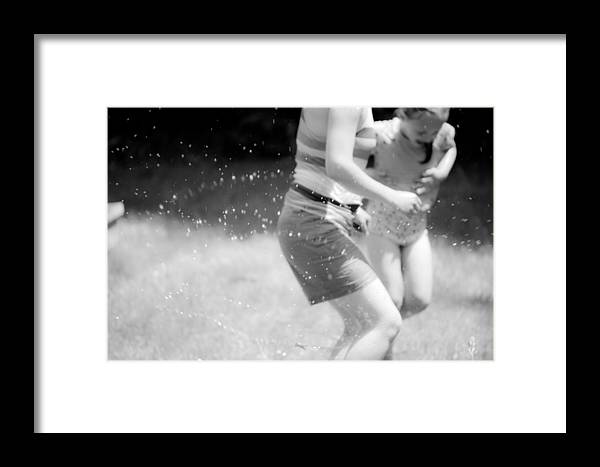Summer Framed Print featuring the photograph Dreams Of Summer by Edward Myers