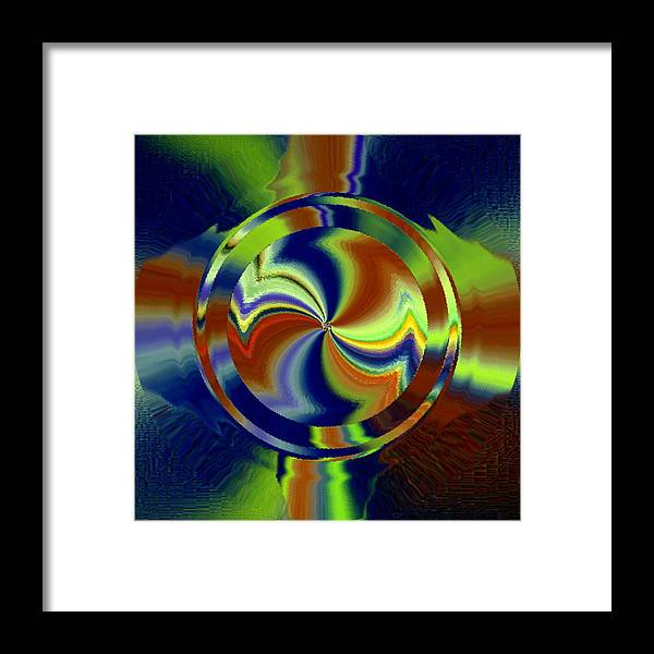 Dreams Framed Print featuring the digital art Dreams by Spirit Dove Durand