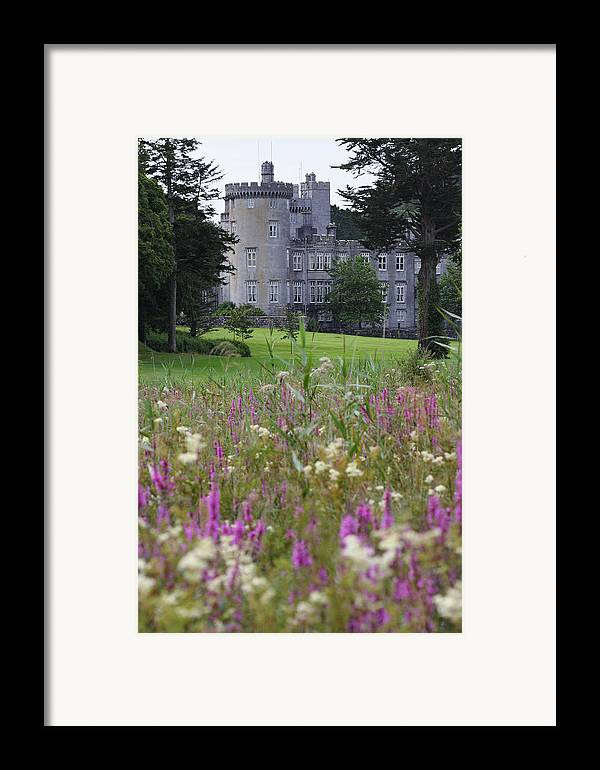 Dromoland Framed Print featuring the photograph Dromoland Castle Ireland by Pierre Leclerc Photography