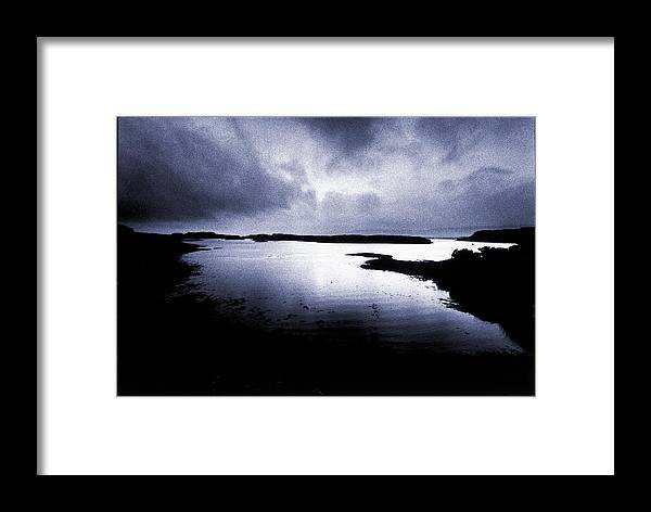 Dunvegan Framed Print featuring the photograph Dunvegan by Francis Frionnet
