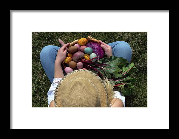 Easter Framed Print featuring the photograph Easter by Quinten Pfeiffer