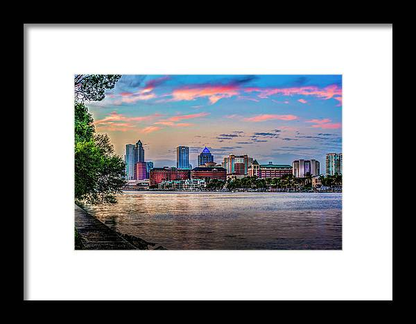 Florida Framed Print featuring the photograph Elite Living by Marvin Spates