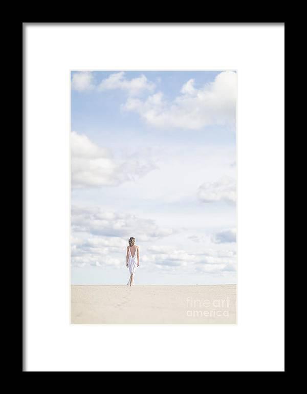 Kremsdorf Framed Print featuring the photograph Endlessly by Evelina Kremsdorf