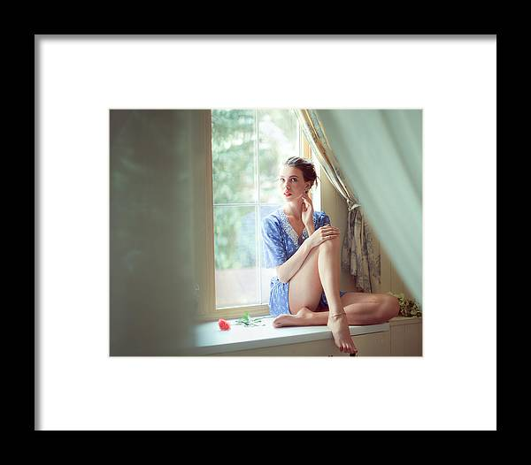 Endovex Male Enhancement Framed Print featuring the digital art Endovex Male Enhancement by Jayme Henderson