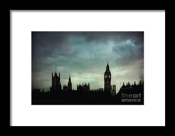 Kremsdorf Framed Print featuring the photograph England's Glory by Evelina Kremsdorf
