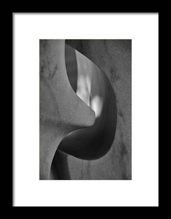 Framed Print featuring the photograph Enter by Michael Raiman
