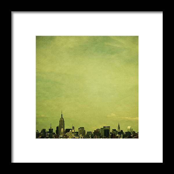New Framed Print featuring the photograph Escaping Urbania by Andrew Paranavitana