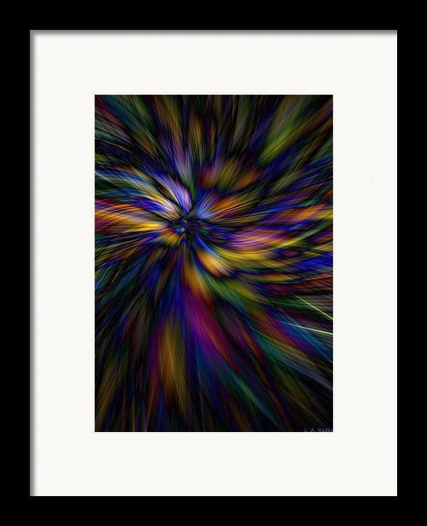 Lauren Radke Framed Print featuring the photograph Essence by Lauren Radke