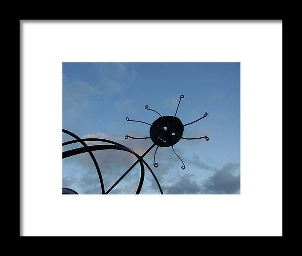 Mask Framed Print featuring the photograph Everyone Has Masks by Edan Chapman