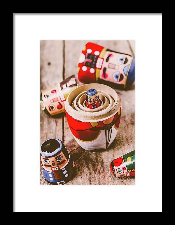 History Framed Print featuring the photograph Exposing The Controller by Jorgo Photography - Wall Art Gallery