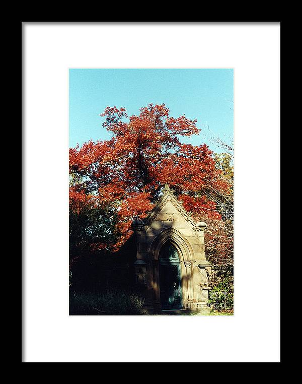 Monument Framed Print featuring the photograph Fall Of Grace by Jason Williams
