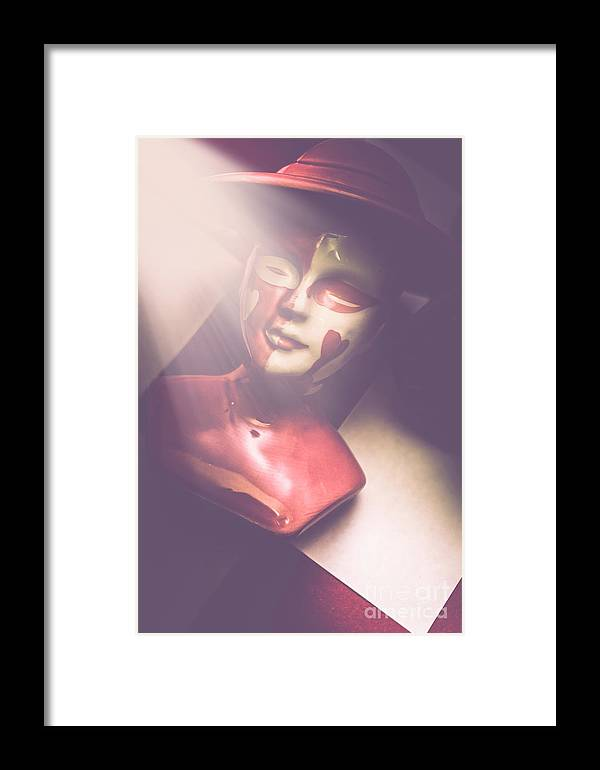 Love Framed Print featuring the photograph Fallen Queen Of Hearts Chess Piece by Jorgo Photography - Wall Art Gallery