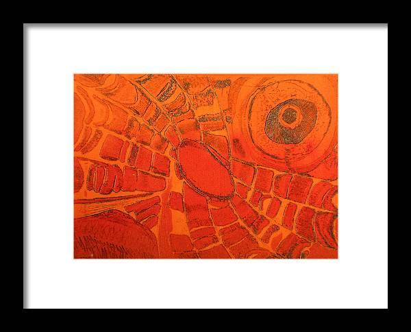 Framed Print featuring the print Farfalla by Biagio Civale